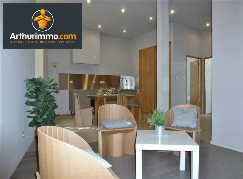 Sale apartment Roanne 79500€ - Picture 1