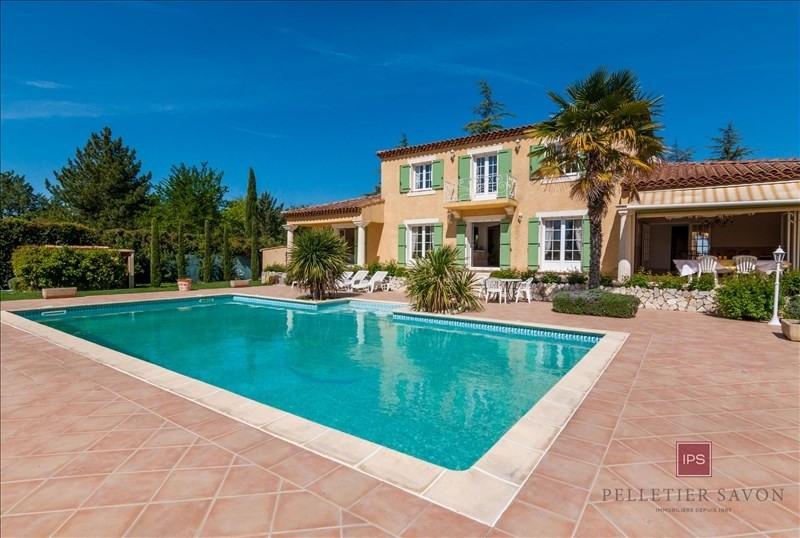 Vente de prestige maison / villa Aix en provence 1195000€ - Photo 2
