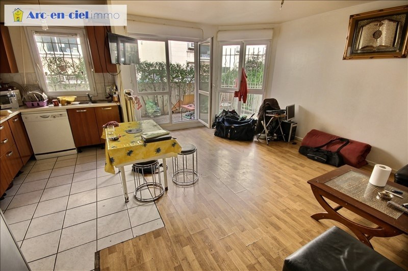Sale apartment Aubervilliers 199 000€ - Picture 1