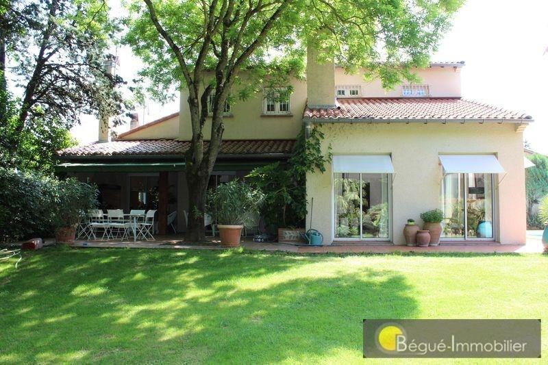 Vente de prestige maison / villa 5 mns pibrac 799000€ - Photo 8
