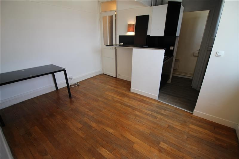 Rental apartment Boulogne billancourt 950€ CC - Picture 2
