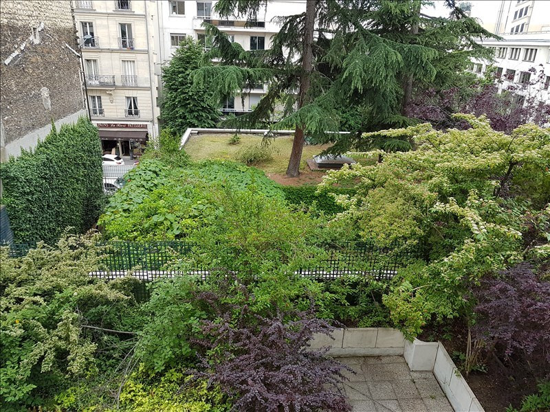 Viager appartement Levallois perret 630 000€ - Photo 1