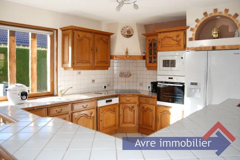 Vente maison / villa Verneuil d avre et d iton 218000€ - Photo 3