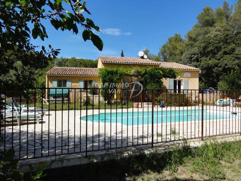 Sale house / villa Le beausset 485000€ - Picture 2