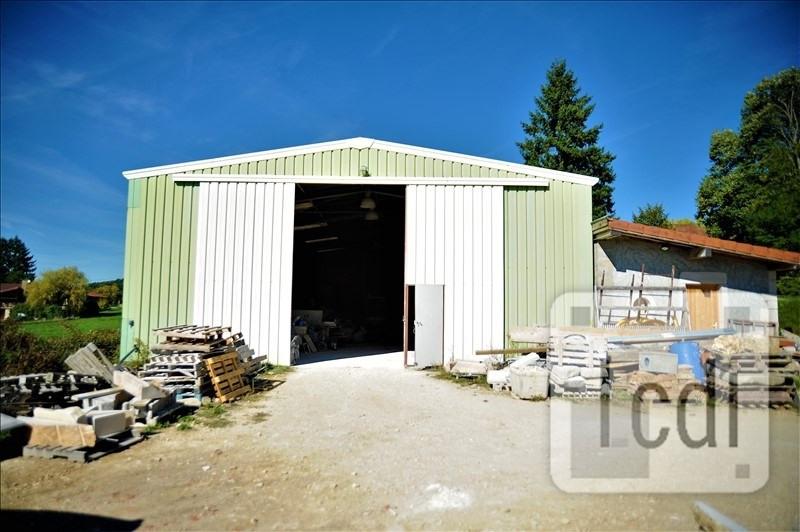 Vente local commercial Pressiat 159000€ - Photo 1