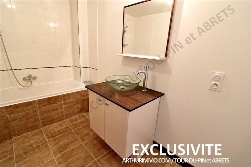 Vente appartement Bourgoin jallieu 132000€ - Photo 7