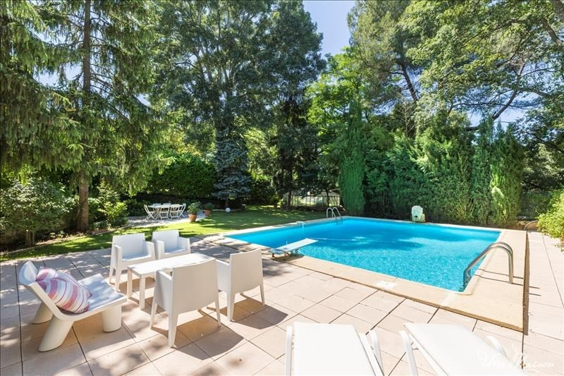 Deluxe sale house / villa Luynes 1250000€ - Picture 1