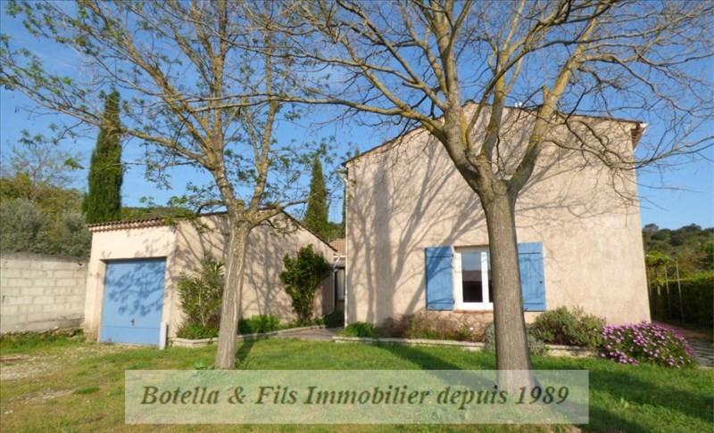 Vente maison / villa Goudargues 237000€ - Photo 3
