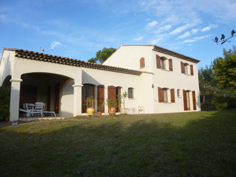Vente de prestige maison / villa St raphael 690000€ - Photo 1