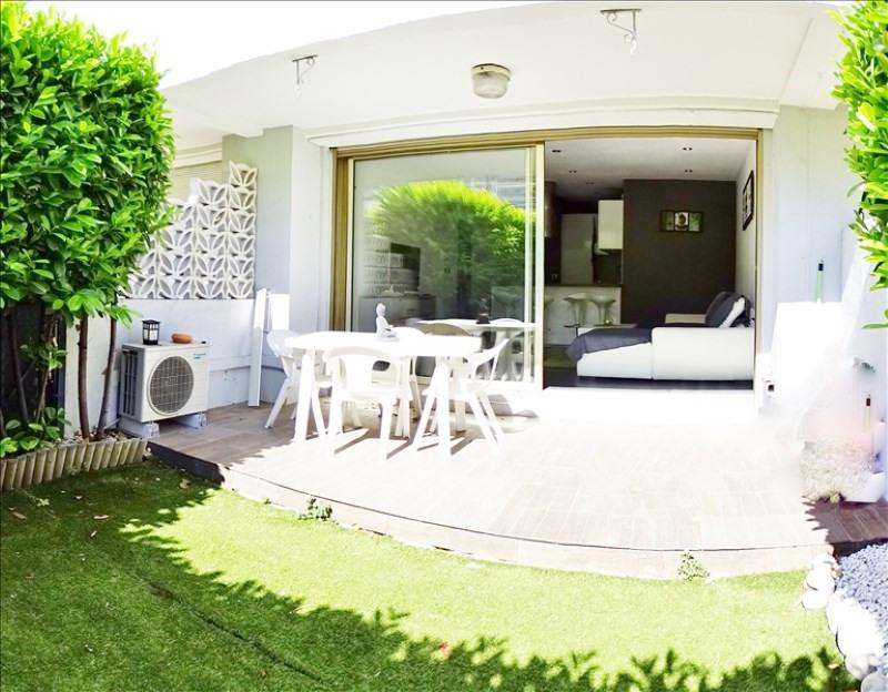 Sale apartment Villeneuve loubet 176000€ - Picture 1