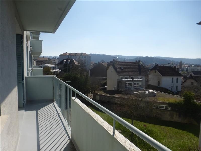 Vente appartement Besancon 115 000€ - Photo 1