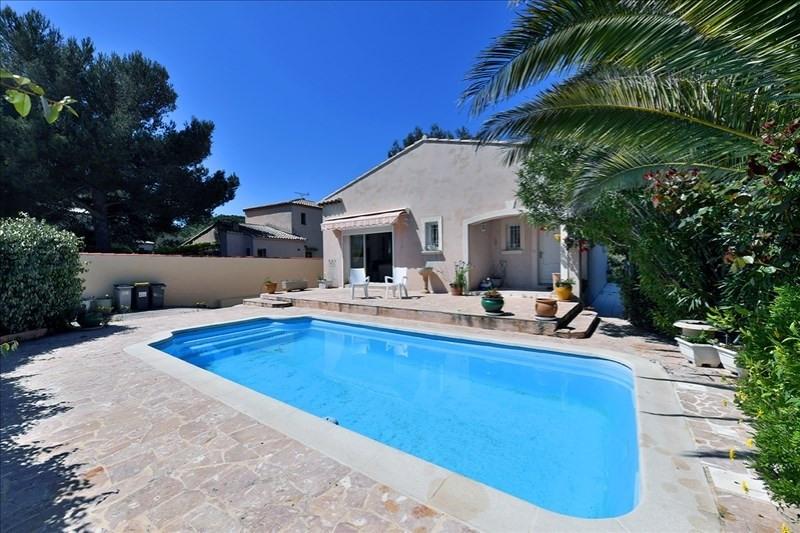 Vente maison / villa Six fours les plages 528000€ - Photo 1