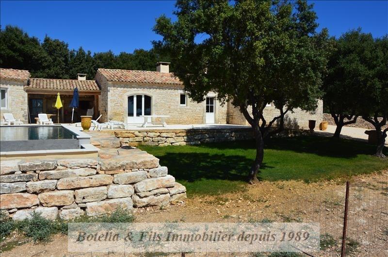Venta de prestigio  casa Barjac 526315€ - Fotografía 2