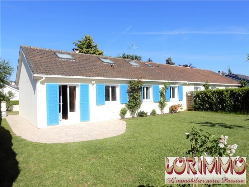 Sale house / villa Mennecy 315000€ - Picture 1
