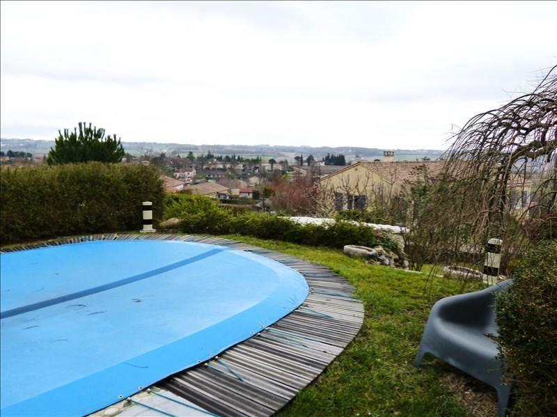 Vendita casa Puygouzon 382000€ - Fotografia 10