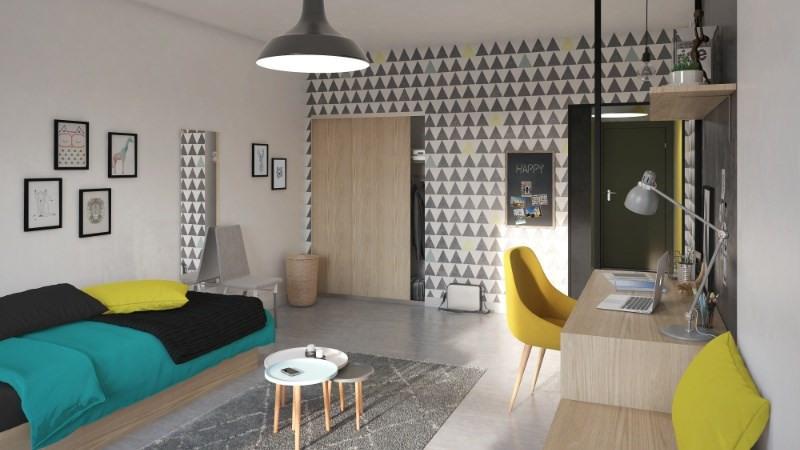 Investissement Studio 18m² Rennes