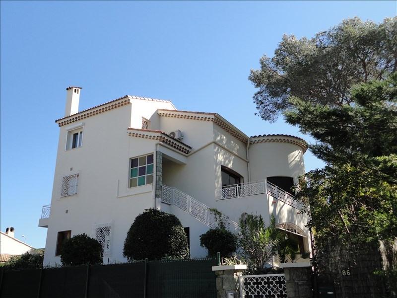 Sale house / villa St raphael 521000€ - Picture 1