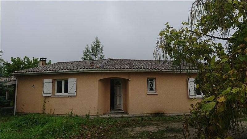 Vente maison / villa Laruscade 230000€ - Photo 1
