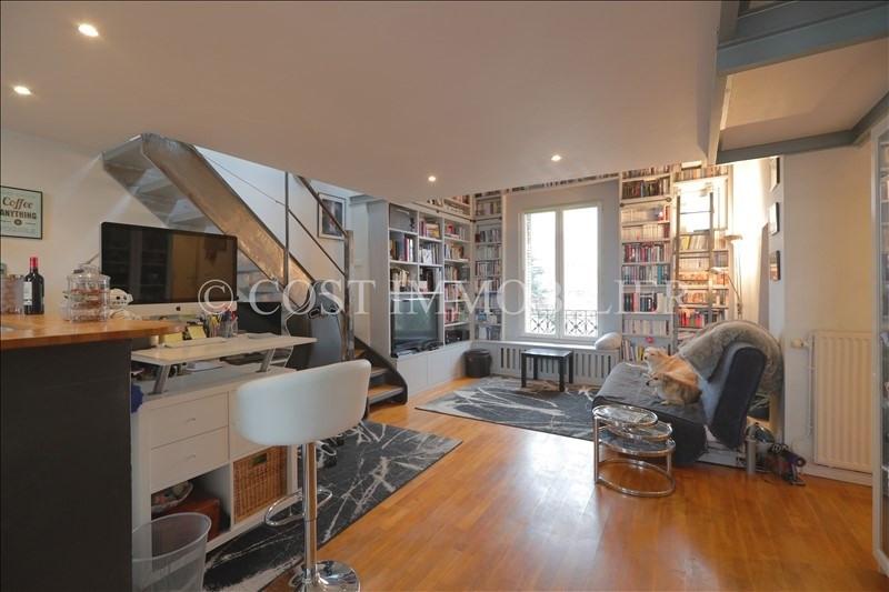 Venta  apartamento Asnieres sur seine 339000€ - Fotografía 5