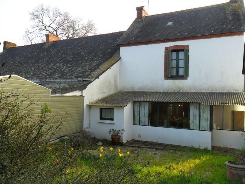 Vente maison / villa Guenrouet 56940€ - Photo 3