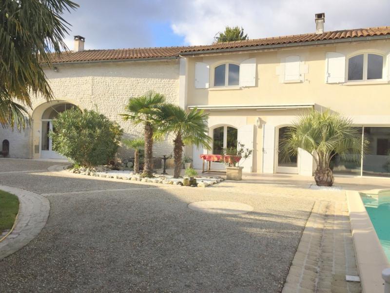 Sale house / villa Salles-d'angles 369250€ - Picture 12