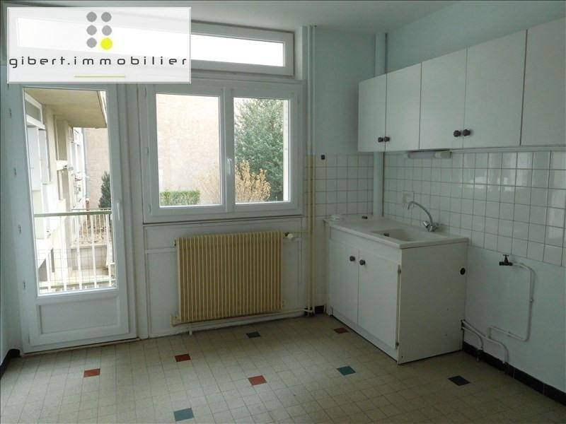 Location appartement Le puy en velay 508,79€ CC - Photo 1