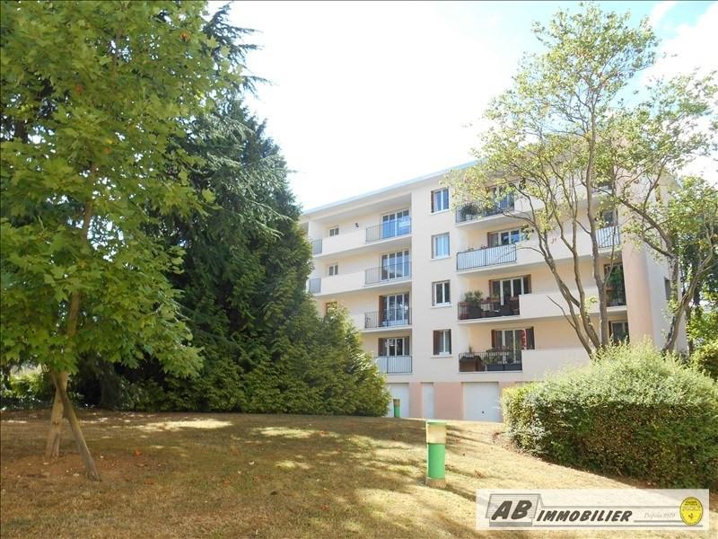 Location appartement Les clayes sous bois 860€ CC - Photo 1