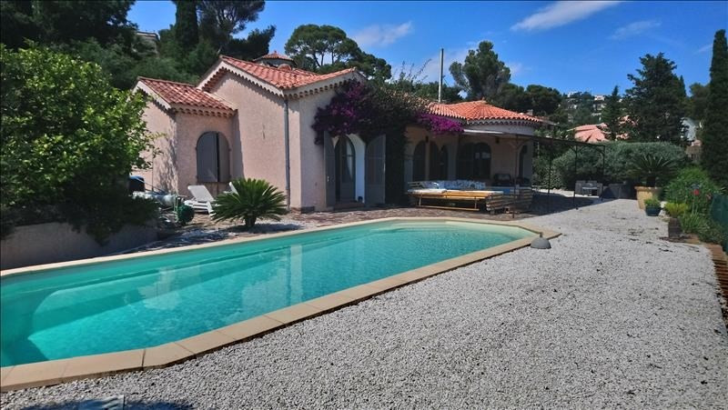 Rental house / villa Les issambres 2200€ CC - Picture 2