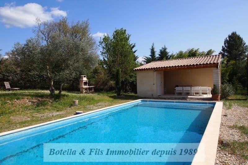 Sale house / villa Barjac 269000€ - Picture 8