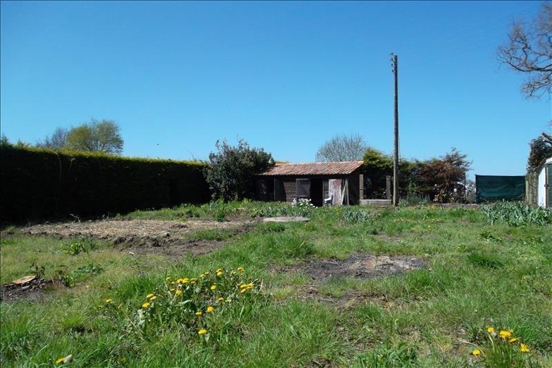 Vente terrain Aizenay 59700€ - Photo 2