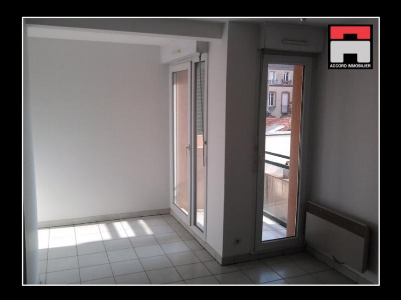 Locação apartamento Toulouse 493€ CC - Fotografia 1