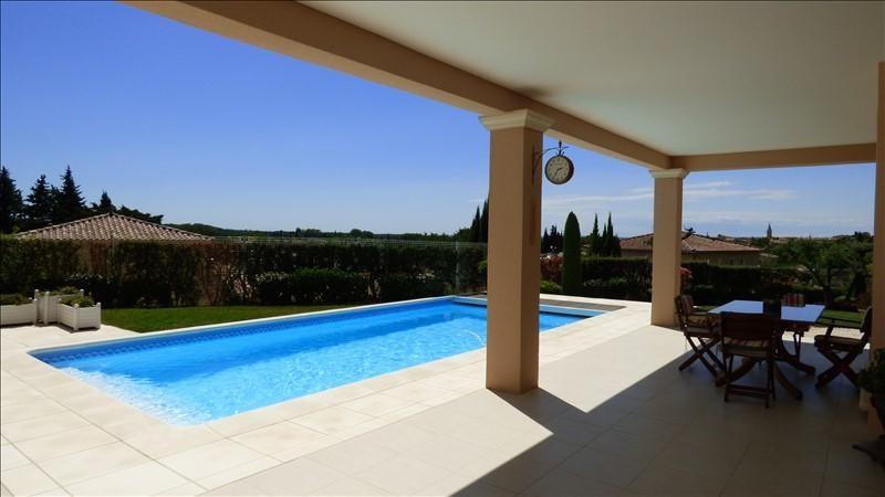 Deluxe sale house / villa Aubignan 630000€ - Picture 4