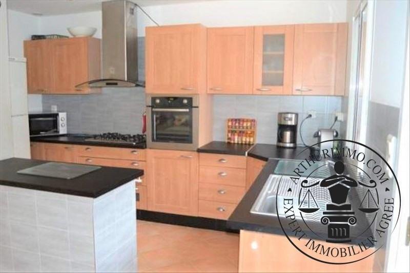 Sale house / villa Alata 379000€ - Picture 4
