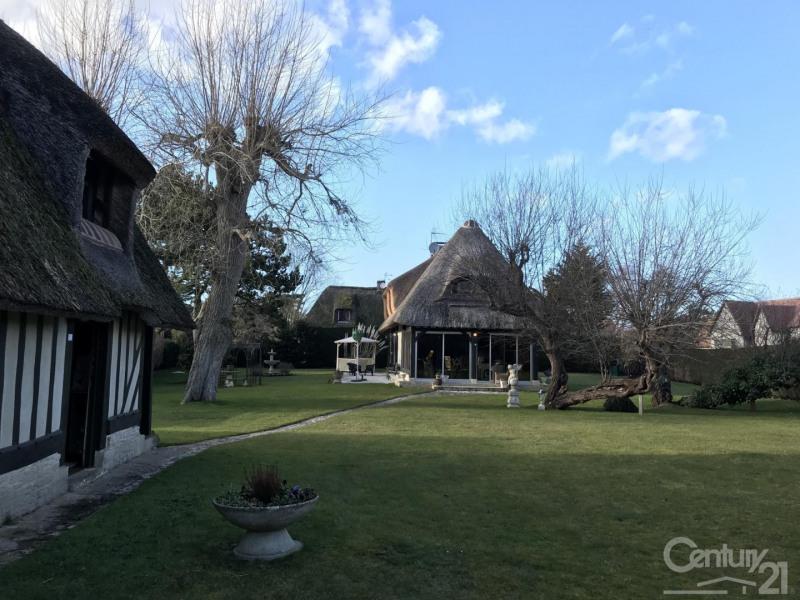 Revenda residencial de prestígio casa Tourgeville 1360000€ - Fotografia 4