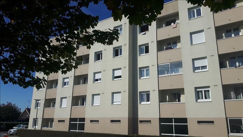 Vente appartement Dijon 124000€ - Photo 10