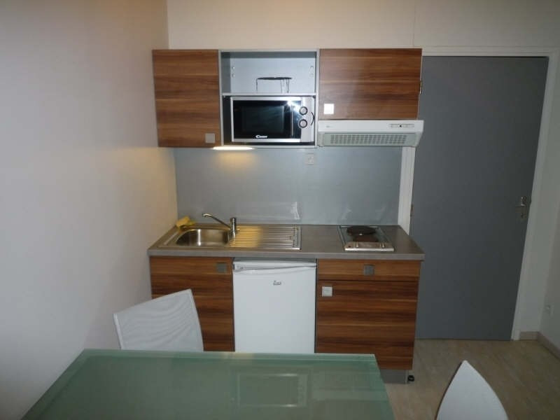 Rental apartment Moulins 408€ CC - Picture 2