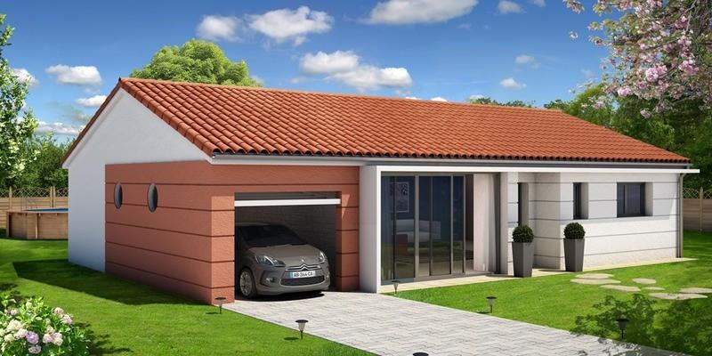 Maison  4 pièces + Terrain 570 m² Orcines par ELAN AUVERGNE