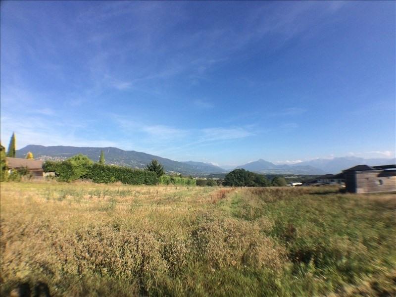 Vente terrain Vetraz monthoux 410000€ - Photo 1
