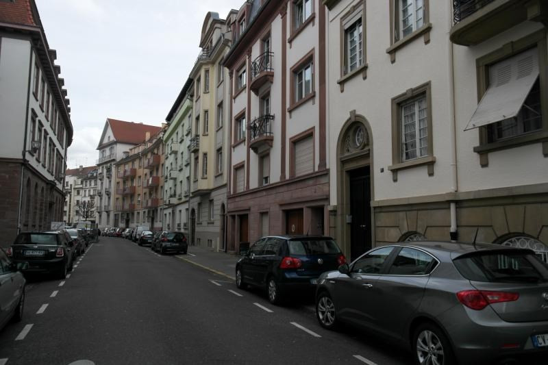 Rental apartment Strasbourg 855€ CC - Picture 4