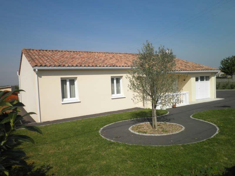 Location maison / villa Villejoubert 668€ CC - Photo 4