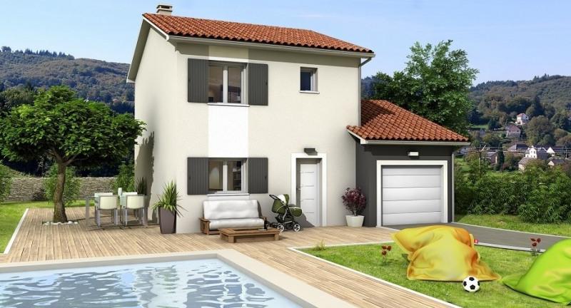 Maison  5 pièces + Terrain 320 m² Meximieux par Villa club