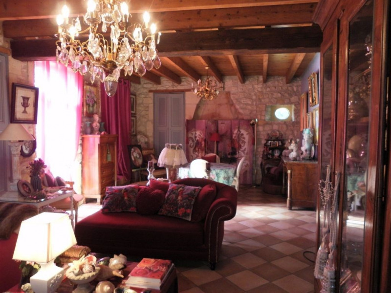 Sale house / villa Vallabregues 545 000€ - Picture 5