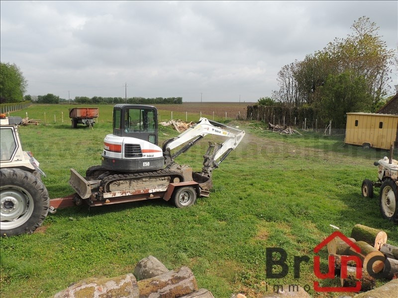 Vente terrain Ponthoile 87 900€ - Photo 2
