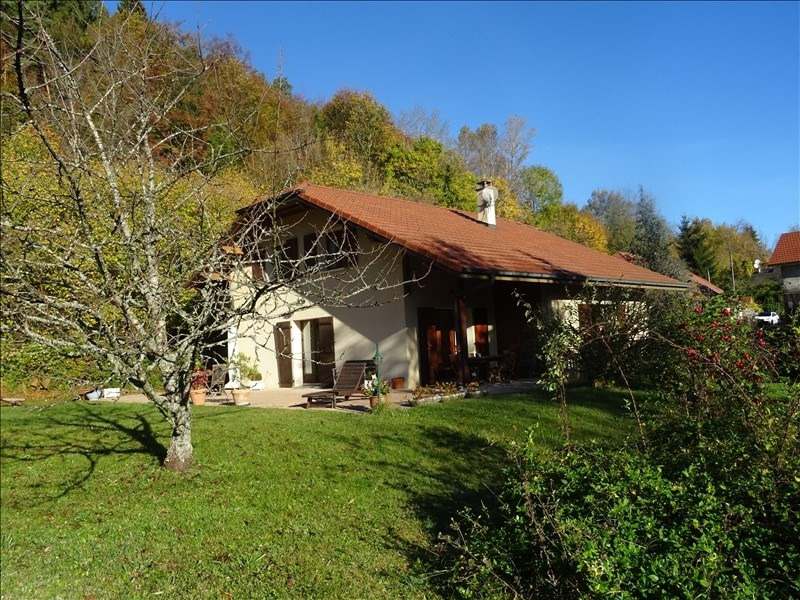 Vente maison / villa Pers jussy 495000€ - Photo 1