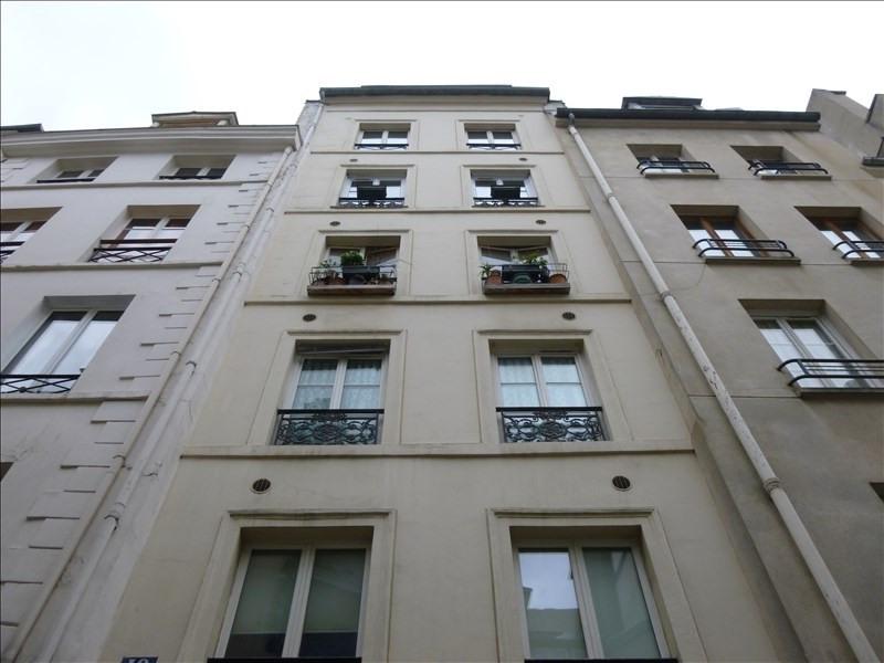 Sale apartment Paris 2ème 390000€ - Picture 7