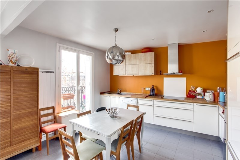 Vente appartement Clichy 445000€ - Photo 3