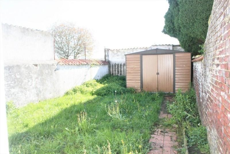 Vente maison / villa St omer 88000€ - Photo 4