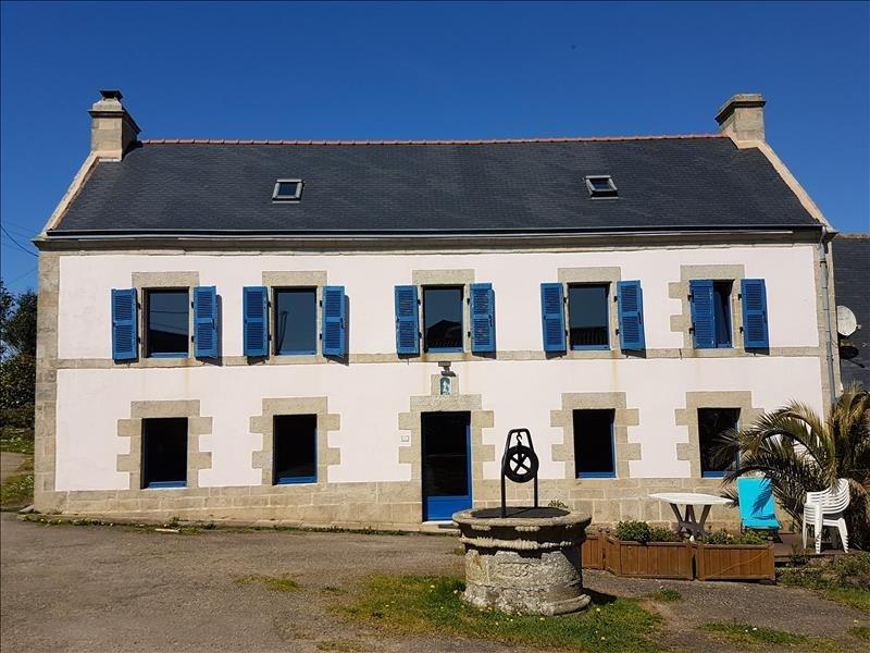 Sale house / villa Ploneis 172270€ - Picture 1