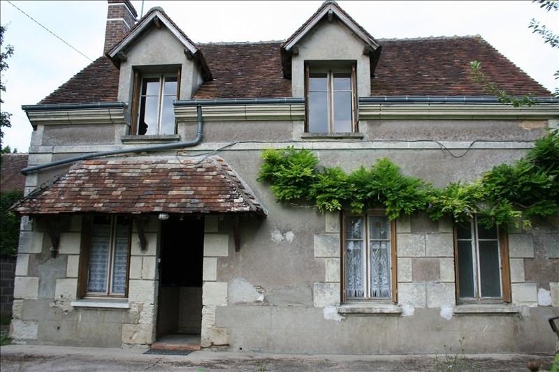 Sale house / villa Vendome 86000€ - Picture 1