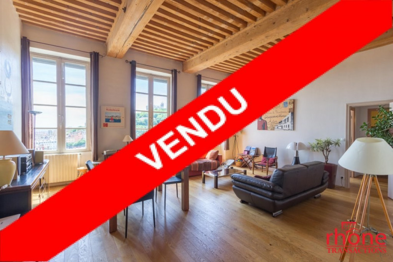 Vente de prestige appartement Lyon 1er 588 000€ - Photo 1